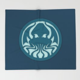 Myths & monsters: Cthulhu Throw Blanket