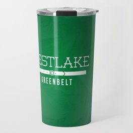 Westlake Greenbelt Travel Mug