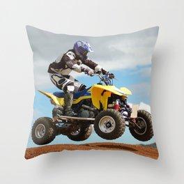 ATV Air Throw Pillow