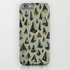 Triangles Are My Favorite Shape iPhone 6s Slim Case