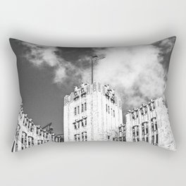 Pacific Telephone and Telegraph Building, San Francisco Rectangular Pillow