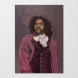 Thomas Jefferson Canvas Print