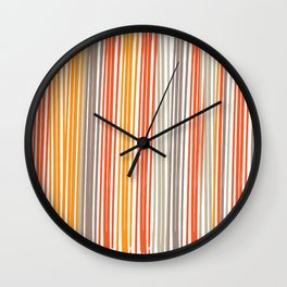 Autumn | Japanese Atmospheres Wall Clock