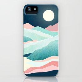Tranquil Vista iPhone Case