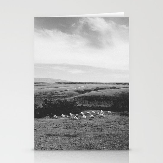 Small Camp Stationery Cards