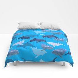 Aquaflage Comforters