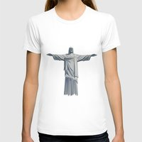 rio T-shirts featuring RIO by burga