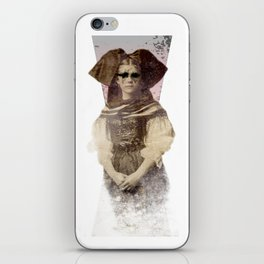 She Was the Light of the World iPhone Skin