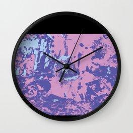 whoa Wall Clock