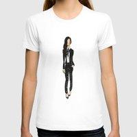 kardashian T-shirts featuring Kourtney Kardashian by Jack Hale