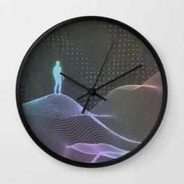 Prismastic Plight Wall Clock