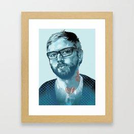 Dallas Green Framed Art Print