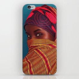 Saafi iPhone Skin