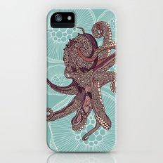 Octopus Bloom iPhone (5, 5s) Slim Case