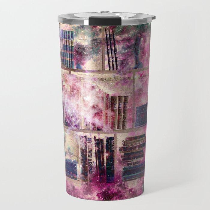 Stardust Library Travel Mug