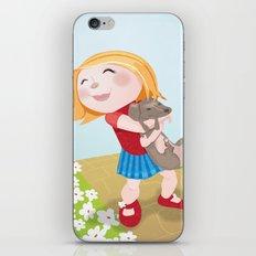 I choose you iPhone & iPod Skin