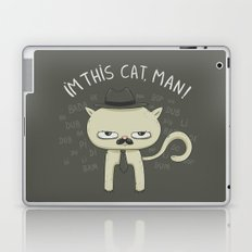 This Cat Laptop & iPad Skin