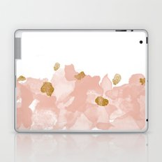 Gold In The Blush Laptop & iPad Skin