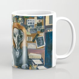 X-Files - Agent Grey Coffee Mug
