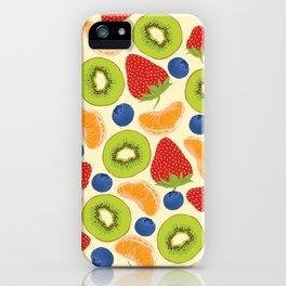 Fruit Salad iPhone Case