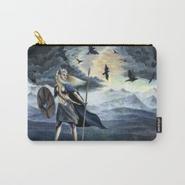 Valkyrie and Crows Carry-All Pouch