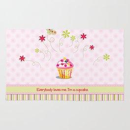 Cupcake Love Rug