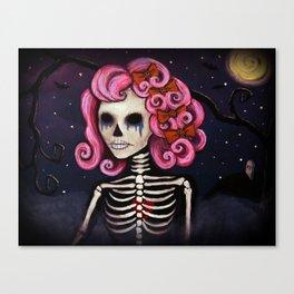 SaD SuZiE  Canvas Print