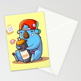 Spray Stationery Cards