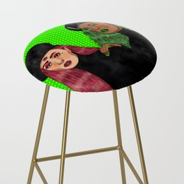 Witches like me Bar Stool