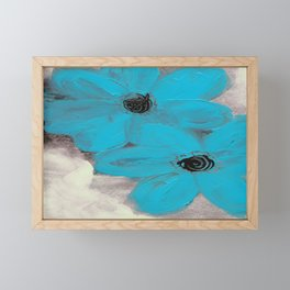Moody Blues Framed Mini Art Print