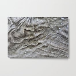 The Different Wood Metal Print