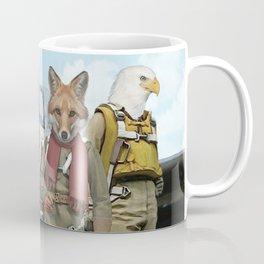 SKYFOX (The Starfox Prequel). Coffee Mug