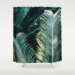 Palm Tree Shower Curtain