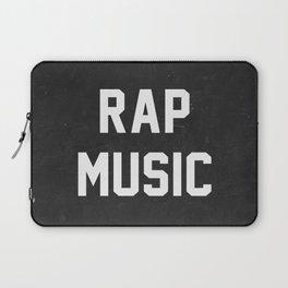 Rap Music Laptop Sleeve