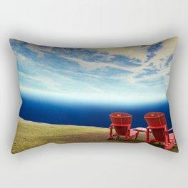 Natural Space Rectangular Pillow
