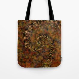 From Infinity - Autumn Tote Bag
