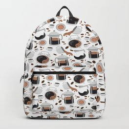 It's coffee time! Backpack
