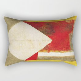 Cardinal (bird) Rectangular Pillow