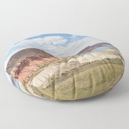 Flaming Gorge - Utah Landscape Photography Floor Pillow