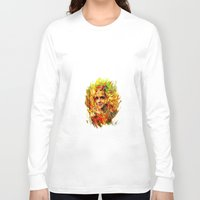 emma watson Long Sleeve T-shirts featuring Emma Watson by ururuty