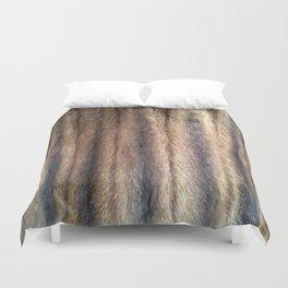 Mink fur Duvet Cover