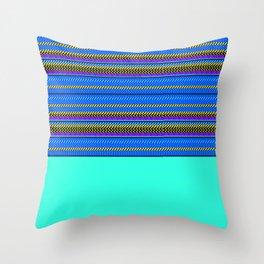 Dhivehi Libaas- {Maldivian Dress} Throw Pillow