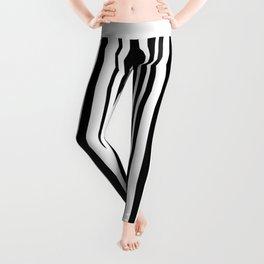Barcode Leggings