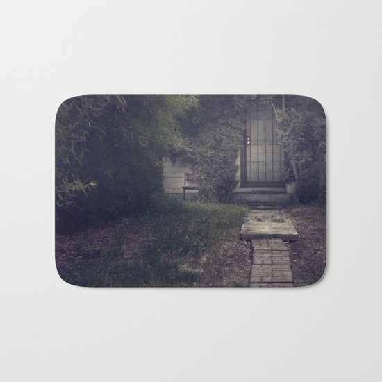how to disappear completely Bath Mat