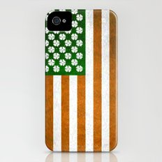 Irish American 015 Slim Case iPhone (4, 4s)
