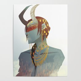 MU: Jotnar Loki Poster