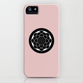 Padma / Lotus Flower iPhone Case
