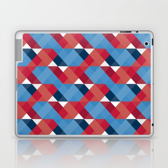 Up is down & down is up Laptop & iPad Skin