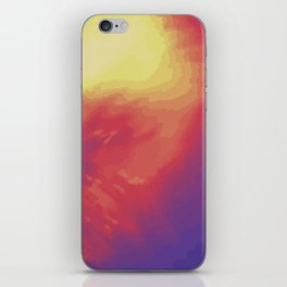 Psychedelica Chroma IV iPhone Skin