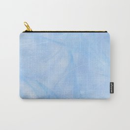 Frozen Marble Background Carry-All Pouch
